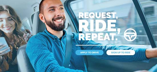 Tryp Rideshare