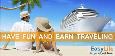 The most Fun and Profitable Referral program - Have fun, travel, and make money